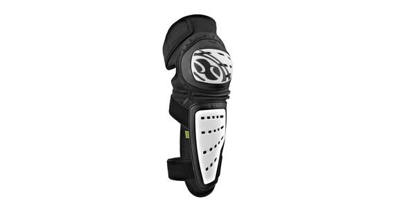 IXS Mallet Knee/Shin Guards white